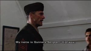 all great movie Heartbreak Ridge quotes