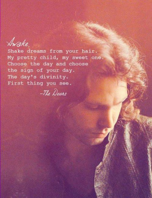 The Ghost Song #The Doors #Jim Morrison