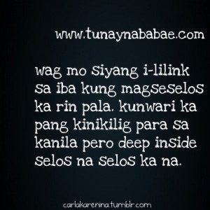 Quarrel Love Quotes http://tunaynababae.com/tagalog-quotes/sad-quotes ...