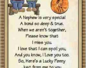 Love My Nephew Quotes Nephew quotes google search