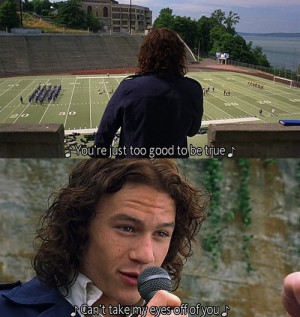 related pictures heath ledger 10 things i hate about you quotes