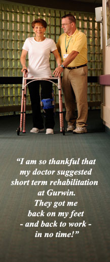 Short-Term Rehab Physical Therapy