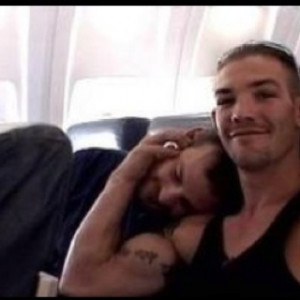 Duane Lee and Leland Chapman - Awe the brotherly love!!
