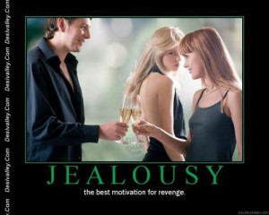 Funny Jealousy Quotes