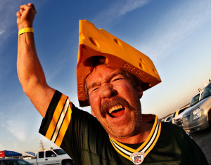 Green Bay Packers Cheese Head Fans