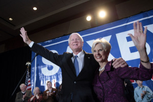 this photo saxby chambliss julianne chambliss u s sen saxby chambliss
