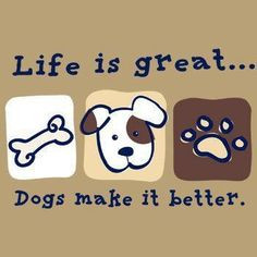 ... quotes life better dogs stuff pets true pit bull dogs life quotes