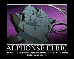 Character: Alphonse Elric