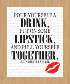 taylor, drinking canvas quotes, printabl quot, hair and beauty quotes ...