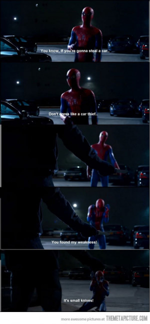 Funny Quotes About Spiderman 449 X 550 47 Kb Jpeg