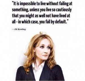 Quote by J K Rowling