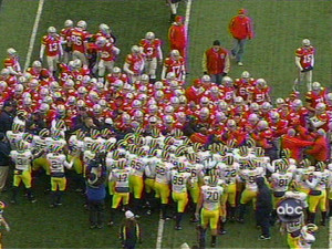 ... vs. Ohio State rivalry is one of the biggest in college football