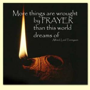 Prayer Pics & Quotes On Prayer