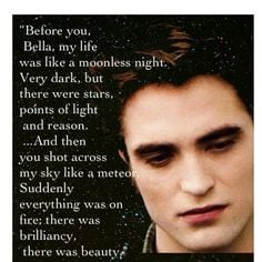 Twilight Love Quotes Edward Edward cullen quotes, robert