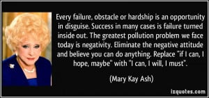Mary Kay Quotes More mary kay ash quotes