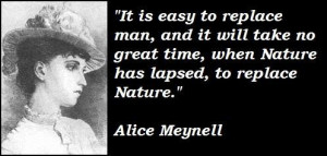 Alice meynell famous quotes 4