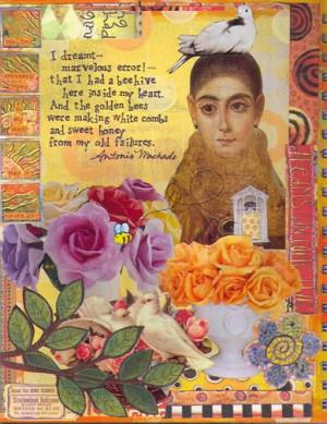 Antonio Machado - Marvelous Error #Quotes