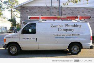 Funny plumbing ads