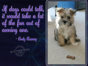 Funny Dog Quotes, Sayings about Dogs and Puppies