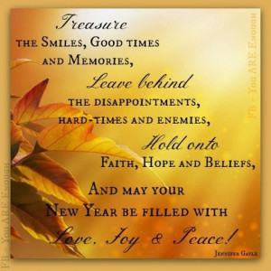 love, joy and peace...