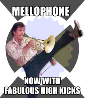Displaying (12) Gallery Images For Mellophone Memes...