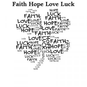 quotes on hope and faith. Four Leaf Clover Meaning: Hope