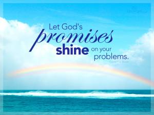 God's Promises Wallpaper