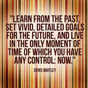 Inspiration of the Day: Learn from the past