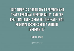 Personal Responsibility Quotes
