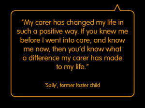 Foster Care Quote