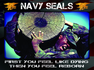 navy seal motivational posters