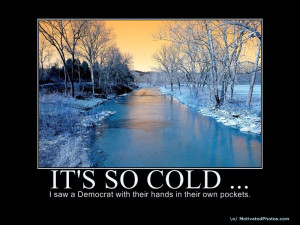 How Cold Is It?????