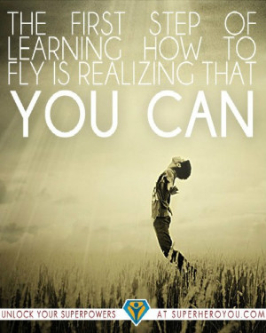 SuperHero You: Learn to Fly