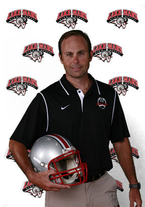 picture of Coach Scott Perry