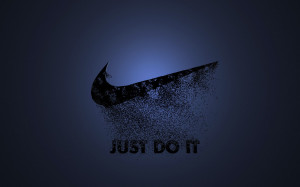 Home > Logos & Brands > Nike Wallpaper Just Do It