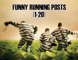 Runner Things #2878: Funny Running Posts [1-20]