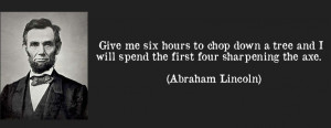 famous quotes abraham lincoln life lessons