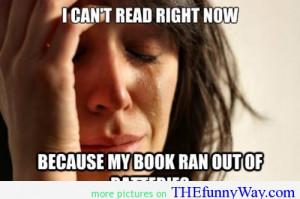 funny quote, ipad book reading, love quote