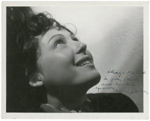Luise Rainer (1910-2014)
