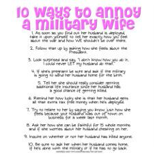 Military Wife Quotes And Sayings