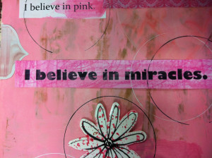 Audrey Hepburn Quotes I Believe In Pink Cover Photo I believe in pink