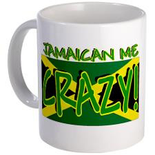 JAMAICA SHIRT, JAMAICAN ME CR Mug for