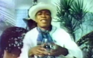 Geoffrey Holder and 7 Up