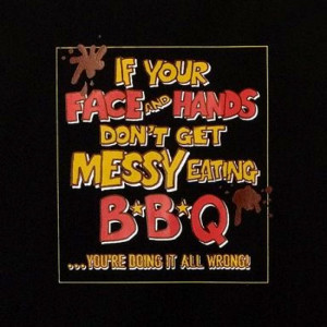 ... bbq sauce posters and related to its barbecue gear funny details