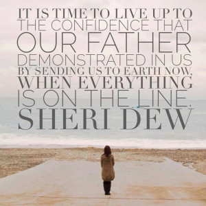 From Sheri Dew's book on women and the priesthood.
