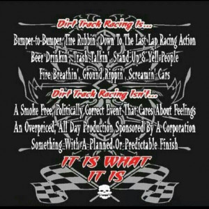dirt track racing quotes source http car memes com dirt track racing ...