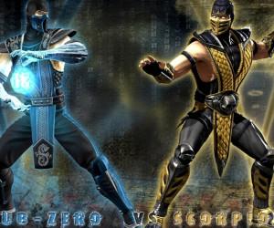 Scorpion Mortal Kombat Image