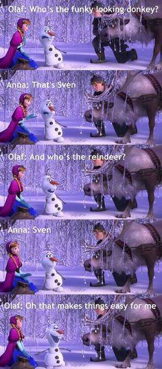 Frozen - movie quote