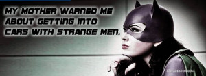 Catwoman Quote 2012