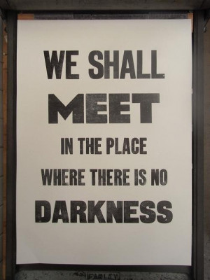 George orwell quotes and sayings darkness positive
